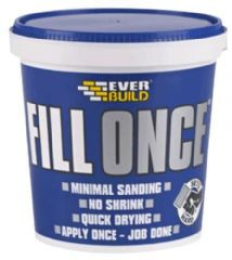 EVERBUILD FILONCE03  Filler Fill Once 325Ml